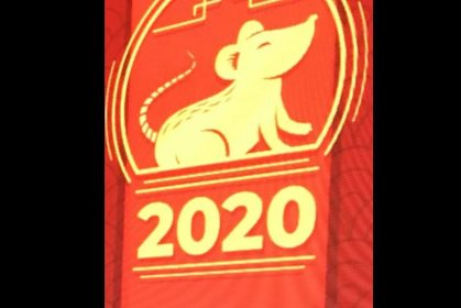 Встреча Китайского Нового года — 2020!