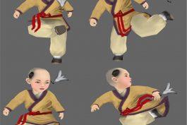 Игра в китайский волан