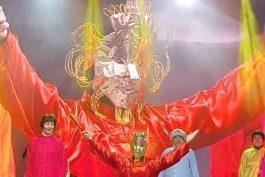 Празднование китайского Нового года 2018