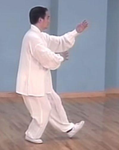 24 форма Тай-Чи