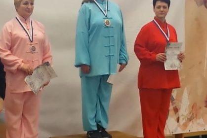 Открытый чемпионат Эстонии по У-Шу