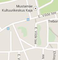 Мустамяэ Тайцзи Таллинн карта