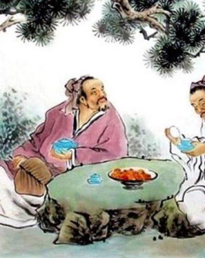Чай в династии Хань (древнее начало культуры чаепития)