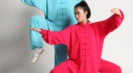 Одежда Тайцзи для выступлений